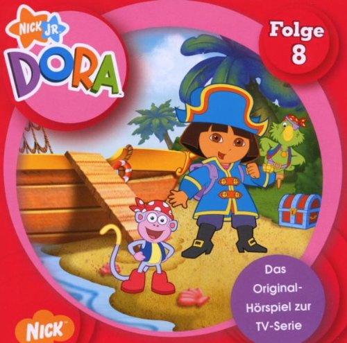 (8) Original Hörspiel zur TV-Serie (Dora Cd)