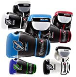 "Hayabusa Boxing Gloves ""Sport – Boxing Gloves, Sparring Gloves, Boxing, Gym Gloves of the unit 8oz - Black/Coral"