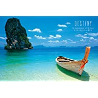 "Pyramid International"" Destiny"" Maxi Poster, Multi-Colour, 61 x 91.5 x 1.3 cm preiswert"