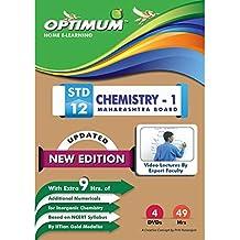 Optimum Educational DVDs HD Quality for Std 12 HSC Chemistry Part 1