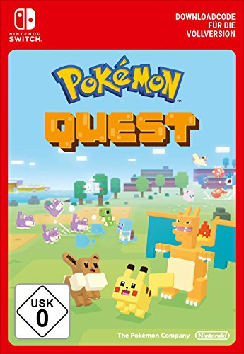 Pokémon Quest | Switch - Download Code