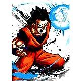 Fabulous Poster Affiche Dragon Ball Gohan Sangohan DBZ Manga(61x86cmB)