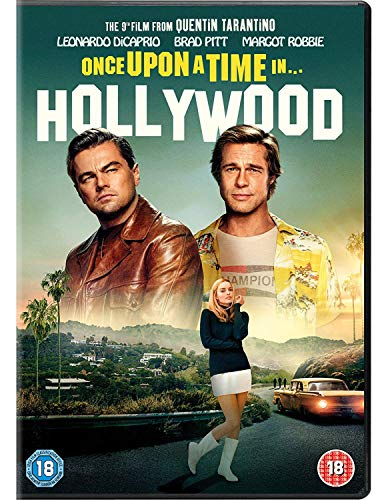 Once Upon a Time in... Hollywood...