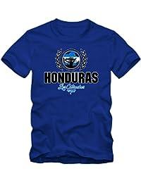 Shirt Happenz Fútbol Honduras V2 Camiseta | Hombre | Fútbol | Jersey | Los Catrachos |