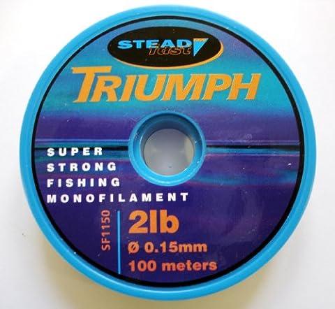 100m Mono filament 2lbs Line 0.15mm. Top Quality Mono