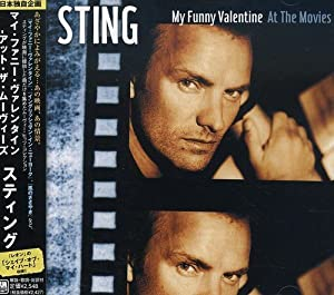 Sting -  My Funny Valentine At The Movies
