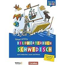 Lextra junior - Schwedisch - Unser erstes Bildwörterbuch: Wörterbuch: TING-fähig