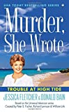 Trouble at High Tide (Murder, She Wrote Mysteries)