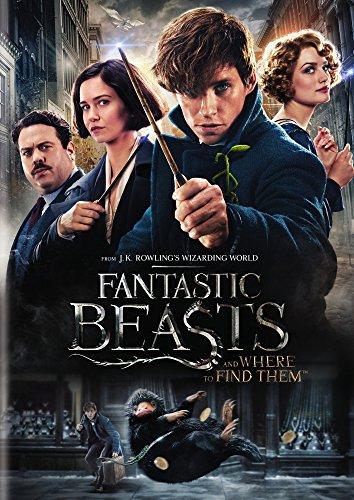 Preisvergleich Produktbild Fantastic Beasts and Where To Find Them (Rental Exclusive)