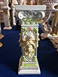 Säule Barock Style Dekosäule Griechische Engel Medusa Styl 1073 k 108 Medusa Barock Tisch Regal Style