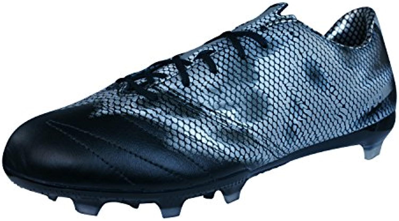 Adidas F30 FG Leather - Botas de Fútbol Hombre
