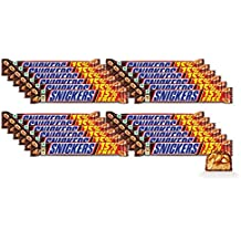 Snickers Chocolate Bar, 28.75g (Pack of 24)
