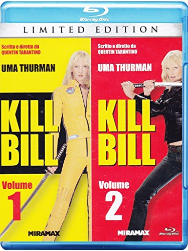 Kill Bill 1, Kill Bill 2 (Box 2 Br)