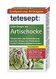 Tetesept Galle-Dragee mit Artischocke, 1er Pack (1 x 80 Stück)