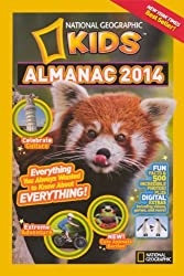 National Geographic Kids Almanac 2014 (Turtleback School & Library Binding Edition) by National Geographic (2013-05-14)