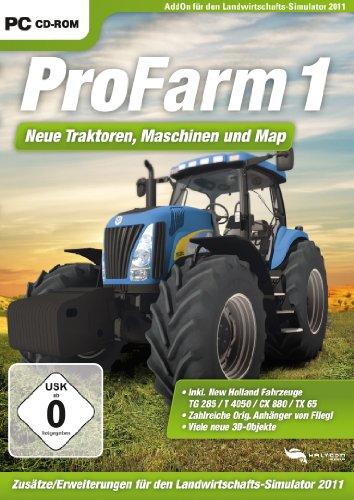 Landwirtschafts-Simulator 2011: ProFarm 1