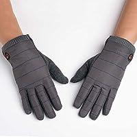 Unbekannt XIAOYAN Handschuhe Sporthandschuhe Herren Fahrradhandschuhe Herbst/Herbst / Winter FahrradhandschuheKeep Warm/Anti-Schleudern/Wasserdicht / Atmungsaktiv Bequem