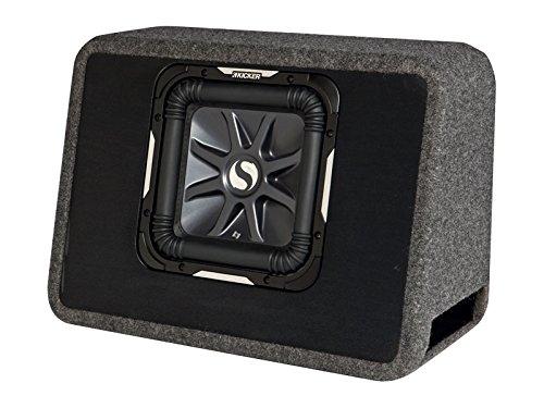 KICKER 11TS10L72 L7 Bassreflexbox Schwarz Kicker L7