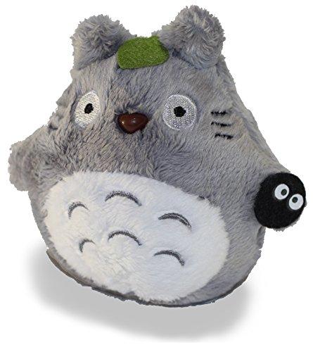 H&S Juguetes Mi Vecino Totoro - Peluche con llavero - Anime japonés - 10 cm de altura