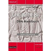 Oracle 8i DBA-Handbuch
