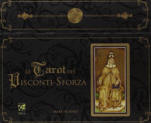 Le Tarot des Visconti-Sforza : Avec 78 cartes et 1 tapis de tarot