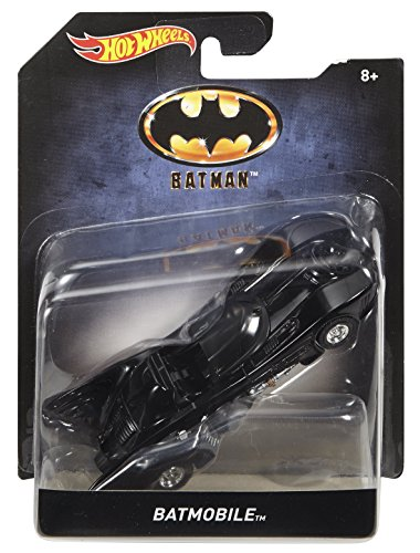 Mattel Hot Wheels dkl28 - Batman 1:50 Deluxe Surtido - BATMOBILE