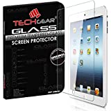 TECHGEAR® Apple iPad 4, iPad 3 & iPad 2 GLASS Edition Genuine Tempered Glass Screen Protector Guard Cover