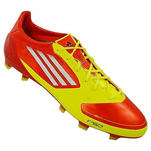 Adidas F50 adizero trx FG Syn V23954, Football Homme - taille 40