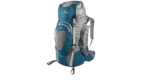 f546166488 Ferrino Chilkoot 75 Trekking Backpack, Blue, 75 L: Amazon.co.uk: Sports &  Outdoors