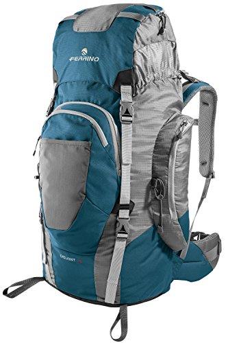 Ferrino Chilkoot 75 Zaino Trekking, Blu, 75 L