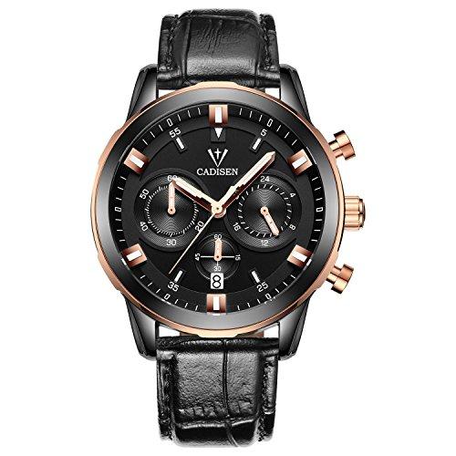 9011g-mrbb Men casual sport orologi da polso lusso Fashion Business...