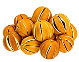 NaDeco Orangen Ganz getrocknet 250g | getrocknete Ganze Orangen | Deko Orangen | Weihnachtsdeko | Adventsdeko