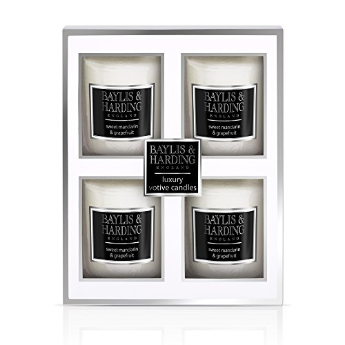 Baylis-Harding-Sweet-Mandarin-and-Grapefruit-Boxed-Gift-Candles-Set-of-4