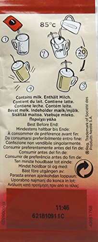 NESCAFÉ GOLD Unsweetened Cappuccino Sachets, 50 sachets x14.2g