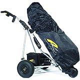 2012 Powakaddy Golf Bag Rain Cover Black Fits ALL BAGS