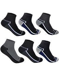 5e36b18f84 L&K 6 Paar Herrensocken Sportsocken Thermosocken Socken Baumwolle Winter  92264