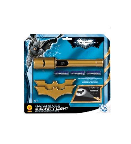 Laterne und Batman batarangs (Knight Dark Kostüme Kids)