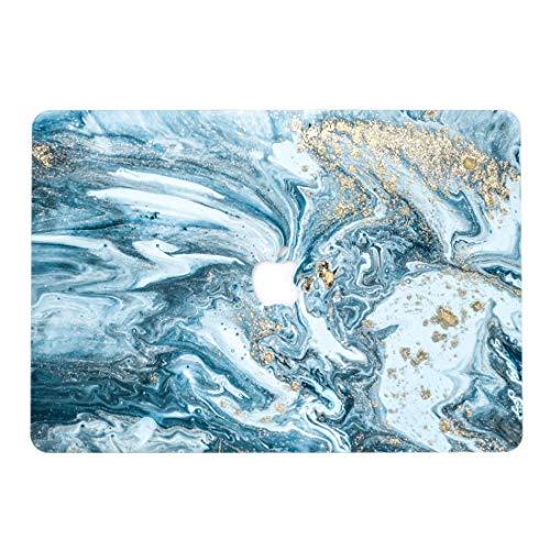 AQYLQ MacBook Pro 15 Retina Hülle, MacBook Pro 15,4 Zoll Hartschalen Gummi beschichtet für Apple MacBook Pro 15