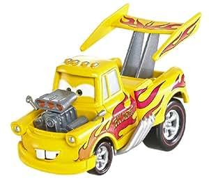 Disney Pixar CARS 2 - Deluxe Series / OVERSIZED - Funny