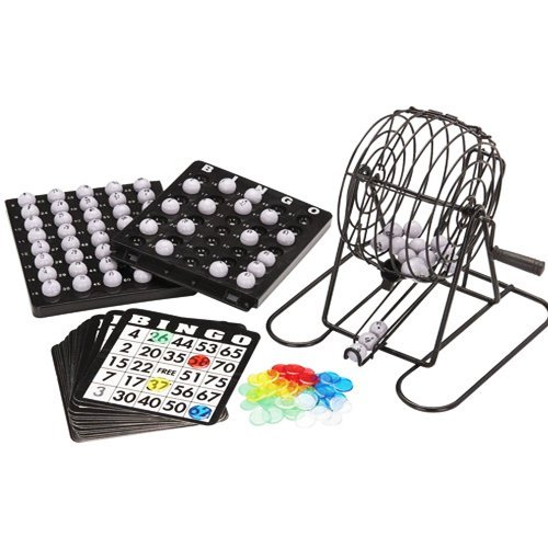 go Set Balls Cards Tabletop Game Balls Chips 18 Player Board by ATB ()