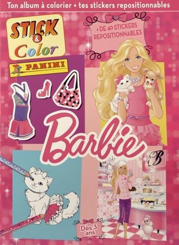 BARBIE STICK & COLOR 2014 par Collectif