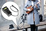 Saramonic SmartRig + Di 2-Kanal-XLR- und 3, 5-mm-Mikrofonmischer + 6, 3-mm-Gitarren-Audio-Interface für iPhone, iPad, iPod, iOS Smartphones und Tablets