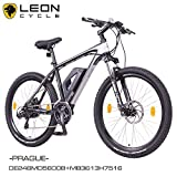 NCM Prague 26' / 27,5' Zoll Elektrofahrrad Mountainbike E-MTB E-Bike,Pedelec mit...