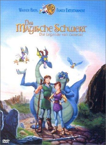 Das magische Schwert - Die Legende von Camelot [DVD] [1998] by Jessalyn Gilsig
