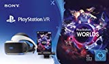 PlayStation VR + Camera + VR Worlds Voucher [neue PSVR Version]