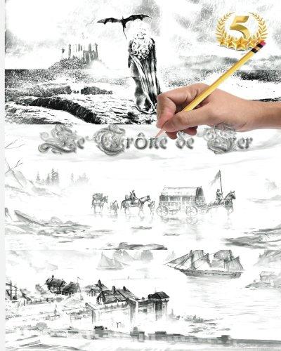 Le Trône de Fer - Game of Thrones - EDITION LIMITEE LIVRE COLORIAGE POUR ADULTES, Livres