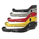 V-Trec VX Custom Bremshebel + Kupplungshebel Set kurz / lang mit ABE für Harley Davidson V-Rod Muscle (VRSCF) 09-17