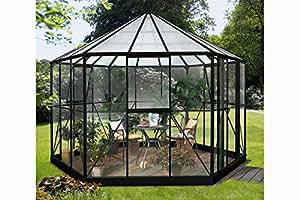 vitavia gew chshaus hera 9000 inkl fundament 9 00 m. Black Bedroom Furniture Sets. Home Design Ideas
