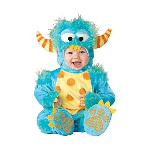 Baby-Monster-Kostüm (Monster Mädchen Kostüm Hut)