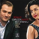 Franck - Grieg - Dvorak / Renaud Capuçon, vl   Cesar, Franck